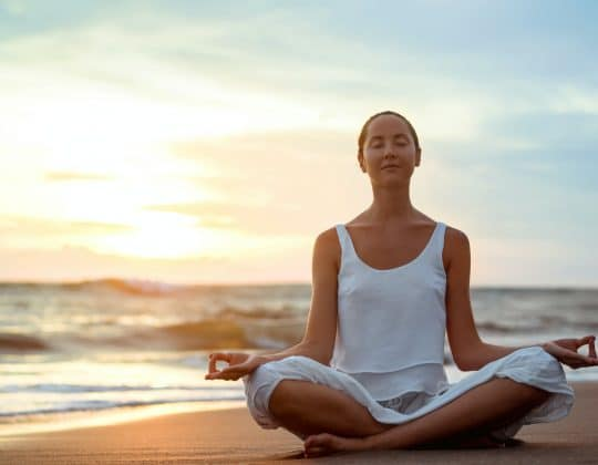 Le yoga, un excellent antistress
