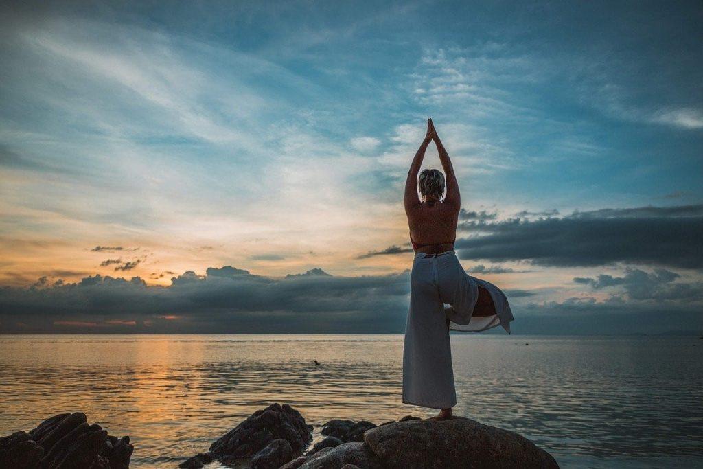 Le yoga pour maigrir et perdre du poids